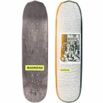 Madness Desiree R7 Skateboard Deck-White-8.375