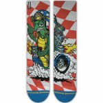 Merge4 Cab Turtle Power Classic Crew Sock-9/12