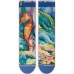 Merge4 Maia Negre Seahorse Sock-5.5/9.5