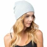 Neff Daily Sparkle Beanie Womens-Light Blue-OS