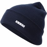 Neff Lawrence Beanie-Navy-OS