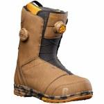 Nidecker Mens Tracer Double Boa Snowboard Boot-Coffee Honey-11.5