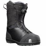 Nidecker Mens Aero Boa Snowboard Boot-Black-11.0