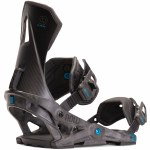 Now O Drive Snowboard Binding-Black-L