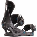 Now O Drive Snowboard Binding-Black-M