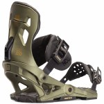 Now Pilot Snowboard Binding-Green-L