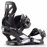 Now Bindings Mens Select Pro Snowboard Binding-Black-L