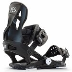 Now Bindings Mens Now X Yes Snowboard Binding-Black-L
