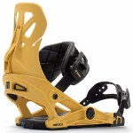 Now Bindings Mens Pro-Line Snowboard Binding-Mustard-L