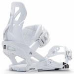 Now Bindings Mens Pro-Line Snowboard Binding-White-M