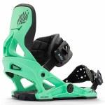 Now Bindings Womens Vetta Snowboard Binding-Mint-M