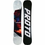 Never Summer Proto Type Two Snowboard-160