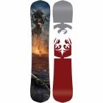 Never Summer Peacemaker Snowboard-155