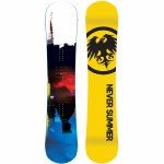 Never Summer Mens Proto Ultra Snowboard-154
