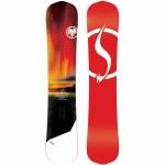 Never Summer Mens Shaper Twin Snowboard-156