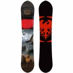 Never Summer Mens West Bound Snowboard-157