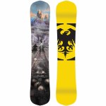 Never Summer Mens Peacemaker Snowboard-158