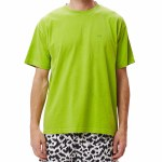 Obey Mens Jumble III Pigment Short Sleeve T-Shirt-Dusty Key Lime-S