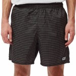 Obey Mens Easy Relaxed Nore Short-Black-S