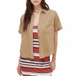 Obey Paradisi Shirt Womens-Canteen-S
