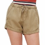 Obey Davy Short Womens-Canteen-L