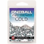 OBJ 4WD Wax Unscented Cold 23-12F-165g