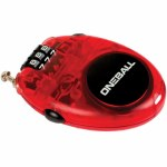 OBJ Mini Lock, Retractable, Pocket Sized-OS