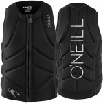 O'Neill Slasher Comp Vest-Black/Black-S