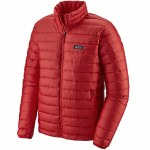 Patagonia Mens Down Sweater Sweater-Fire/Fire-S