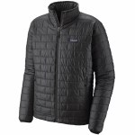 Patagonia Mens Nano Puff Jacket-Forge Grey-S