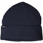 Patagonia Mens Fisherman's Rolled Beanie-Navy Blue-OS