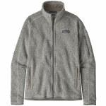 Patagonia Womens Better Sweater Jacket-Birch White-XS