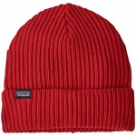 Patagonia Mens Fishermans Rolled Beanie-Hot Ember-OS