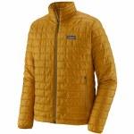 Patagonia Mens Nano Puff Jacket-Buckweat Gold-M