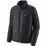 Patagonia Mens Down Sweater-Black-L