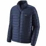 Patagonia Mens Down Sweater-Classic Navy/Classic Navy-S