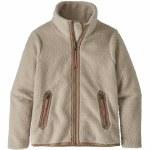 Patagonia Womens Divided Sky Jacket-Natural/Bearfoot Tan-XS