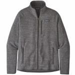 Patagonia Mens Better Sweater Jacket-Nickel-S