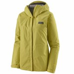 Patagonia Womens Torrentshell 3L Jacket-Pineapple-S