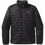 Patagonia Nano Puff Jacket-Black-L