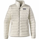 Patagonia Down Sweater Womens-Birch White-XS