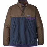 Patagonia Houdini Snap T Pullover-Stone Blue-S