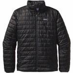 Patagonia Nano Puff Jacket-Black-S