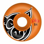 Pig Head Wheels-Orange-54