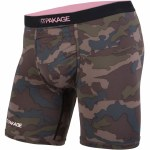 My Pakage Premium Icefil Boxer Brief-Dark Camo-XL