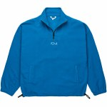 Polar Light Weight Fleece Pullover 2.0-Myknos Blue-L