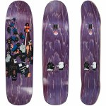 Polar Paul Grund Fortissimo Skateboard Deck-P9