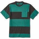 Primitive Mens Edison Short Sleeve T-Shirt-Green-S