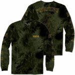 Primitive Mens Dynasty Long Sleeve T-Shirt-Military Green/Black-S