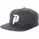 Primitive Dirty P Strap Back Hat-Navy-OS